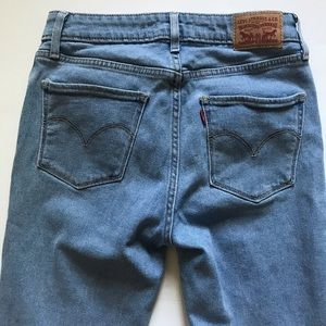 levi skinny jeans!